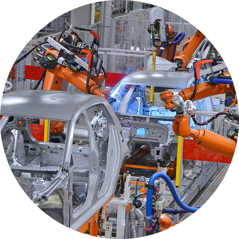 Process Industry and Manufacturing